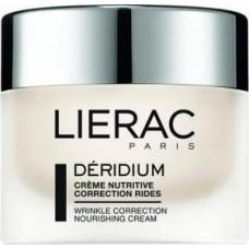 Lierac Deridium Wrinkle Correction Nourishing Cream Dry/Very Dry Skin 50ml
