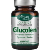 Power Health Classics Platinum Glucolen 60 κάψουλες