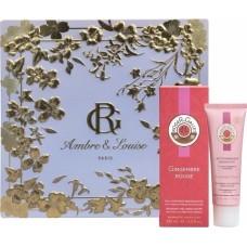 Roger & Gallet Fleur De Figuier 50ml & Lait Repulpant Nourrissant 50ml & Ambre & Louise Box
