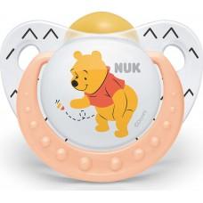 Nuk Trendline Disney Καουτσούκ Πορτοκαλί 0-6m 1 τμχ