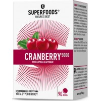 SUPERFOODS CRANBERRY 5000 90tabs
