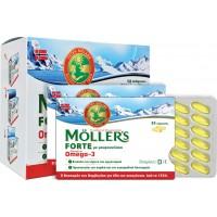 Moller's Forte Omega-3 150 κάψουλες