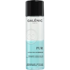 Galenic Pur Waterproof Eye Lotion 125ml