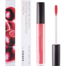Korres Morello Voluminous Lip Gloss 42 Peachy Coral