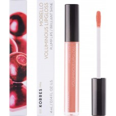 Korres Morello Voluminous Lip Gloss 12 Candy Pink