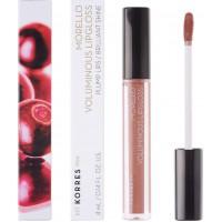 Korres Morello Voluminous Lip Gloss 31 Bronze Nude