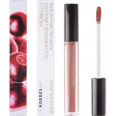 Korres Morello Voluminous Lip Gloss 31 Bronze Nude