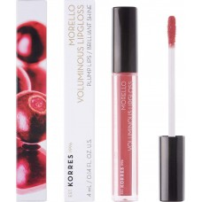 Korres Morello Voluminous Lip Gloss 16 Blushed Pink