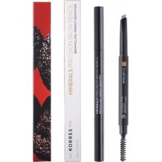 Korres Minerals Precision Brow Pencil 03 Light Shade