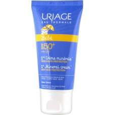 Uriage Bebe Mineral Cream SPF50 50ml