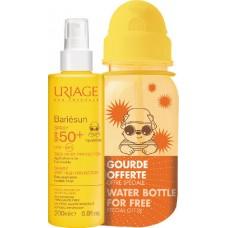 Uriage Bariesun Children Spray SPF50 & Παιδικό Παγουράκι 200ml