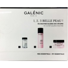 Galenic 1,2,3 Belle Peau! Set
