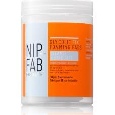 Nip+Fab Glycolic Fix Foaming Pads 30τμχ