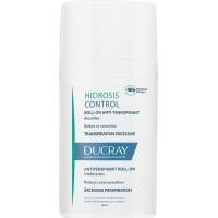 Ducray Hidrosis Control Roll-On Anti Transpirant 48H Roll-On 40ml