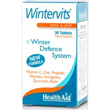 HEALTH AID WINTERVITS 30vetabs