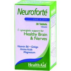 HEALTH AID NEUROFORTE 30vetabs