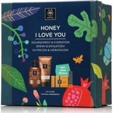Apivita Honey I Love You Set