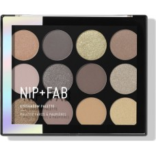 Nip+Fab Eyeshadow Palette Gentle Glam
