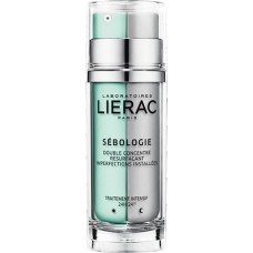 Lierac Double Concentrate 2x Sebologie Persistent Imperfections Resurfacing 30ml