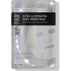 Nip+Fab Ultra Illuminating Dewy Primer Sheet Mask 25ml