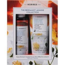 Korres Bergamot Jasmine Collection Set