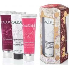 Caudalie The Des Vignes Hand And Nail Cream Set