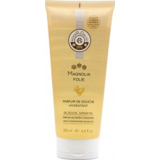 Roger & Gallet Gel Douche Hydratant Magnolia Folie 200ml