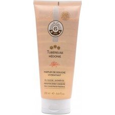 Roger & Gallet Gel Douche Hydratant Tubereuse Hedonie 200ml