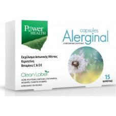 Power Health Alerginal 15 κάψουλες