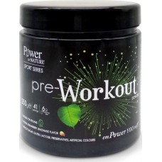 Power Health pre-Workout Φράουλα Λεμόνι 250gr