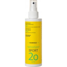 Korres Sport SPF20 200ml.