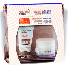 Medisei Sun Care Color SPF30 50ml & Extra Face And Eye Cream 50ml