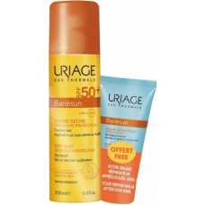 Uriage Bariesun Dry Mist SPF 50+ 200ml & After-Sun Repair Balm 50ml