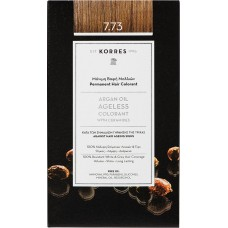 Korres Argan Oil Ageless Colorant 7.73 Χρυσή Μόκα