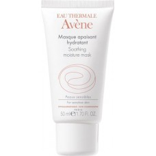 Avene Soothing Moisture Mask For Sensitive Skin 50ml