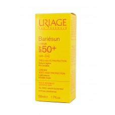Uriage Bariesun Cream Water Resistant SPF50 50ml