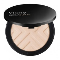 VICHY DERMABLEND COVERMATTE COMPACT POWDER FOUNDATION SPF 25 15 OPAL MAKE-UP ΥΨΗΛΗΣ ΚΑΛΥΨΗΣ ΣΕ ΜΟΡΦΗ ΠΟΥΔΡΑΣ 9.5 g