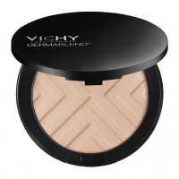 VICHY DERMABLEND COVERMATTE COMPACT POWDER FOUNDATION SPF 25 25 NUDE MAKE UP ΥΨΗΛΗΣ ΚΑΛΥΨΗΣ ΣΕ ΜΟΡΦΗ ΠΟΥΔΡΑΣ 9.5 g