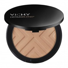 VICHY DERMABLEND COVERMATTE COMPACT POWDER FOUNDATION SPF 25 45 GOLD MAKE-UP ΥΨΗΛΗΣ ΚΑΛΥΨΗΣ ΣΕ ΜΟΡΦΗ ΠΟΥΔΡΑΣ 9.5 g