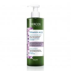 Vichy Dercos Vitamin A.C.E. Shine Shampoo 250ml