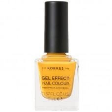 Korres Gel Effect Nail Colour 91 Sunshine