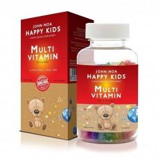 John Noa Happy Kids MultiVitamin 90 μασώμενες ταμπλέτες
