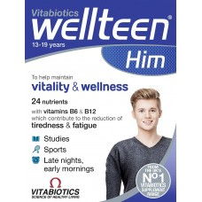 Vitabiotics Wellteen Him 30 ταμπλέτες