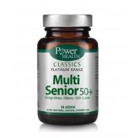 POWER HEALTH CLASSICS PLATINUM MULTI SENIOR 50+ 30caps
