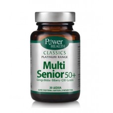 POWER HEALTH CLASSICS PLATINUM MULTI SENIOR 50+ 30caps