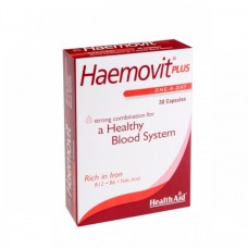 HEALTH AID HAEMOVIT PLUS 30caps