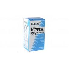 HEALTH AID B 99 COMPLEX P.R. 60vetabs
