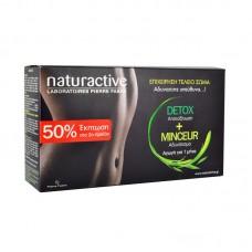 Naturactive Detox & Minceur 2 x 15 φάκελοι.