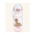 Nuk Disney Baby Kiddy Cup Bambi Pink 12m+ 300ml