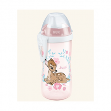 Nuk Disney Baby Kiddy Cup Bambi Pink 12m+ 300ml